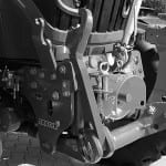 SAUTER Tractor front 3 point linkage and PTO systems