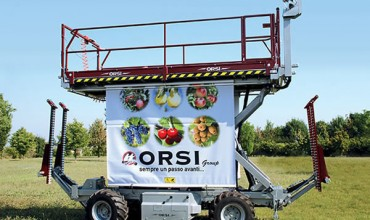 Orsi Fruit Harvesters