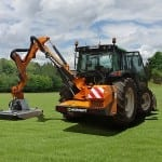 Kentish Council takes delivery of their second Noremat Reach Mower