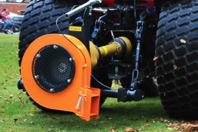Votex Leaf Blowers And Vacuum Collection Units